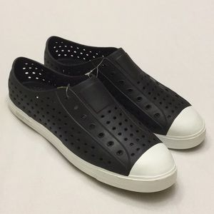 Sneaker Style Rubber Slip On Shoes